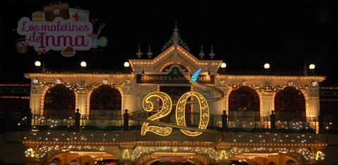 Disney 20 aniversario