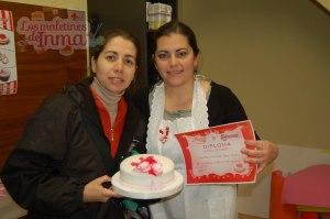 Foto con María de la O