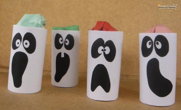 Decoracion De Halloween Para Casa Ii Cosas De Ninos Los - Cosas-de-halloween-para-hacer-en-casa
