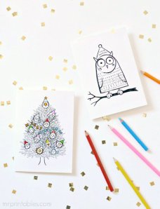 christmas-cards-to-color-in