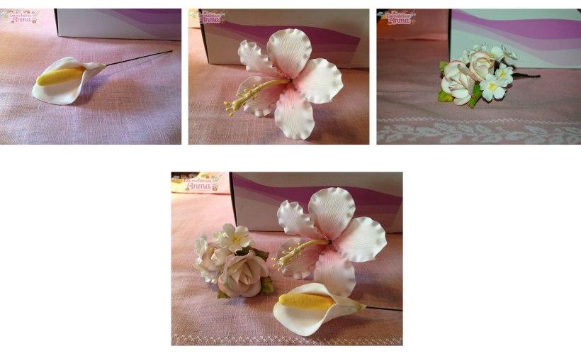 Composición flores II