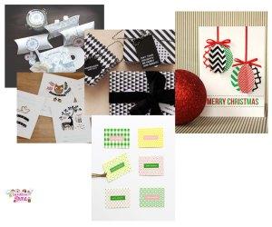 Fotos imprimibles Navidad